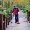 Кутузовская Ривьера осенью